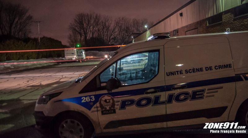 La police privilégie la thèse de l'accident — Mort d'Athena Gervais