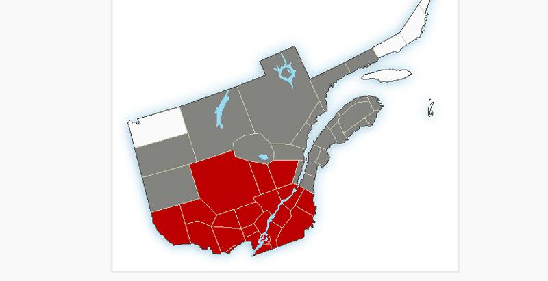 500 accidents à Toronto et des pannes d'électricité — Verglas