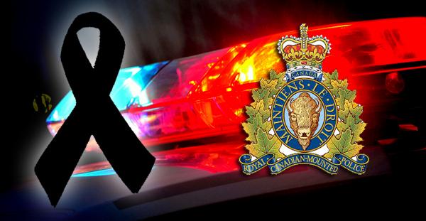 Un policier de la GRC meurt dans un accident
