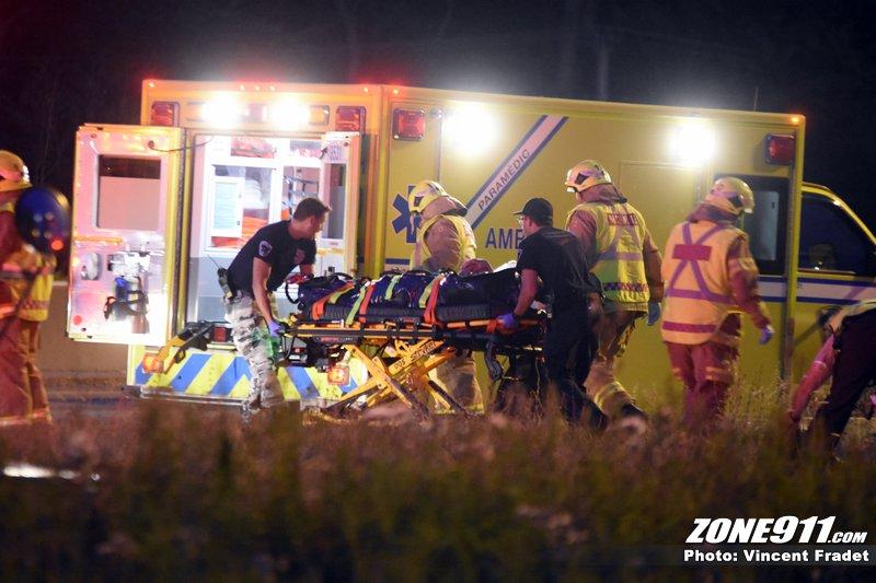 Embardée mortelle en moto sur Charest