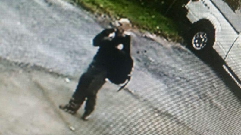 Dangereux suspect arrêté à Victoriaville