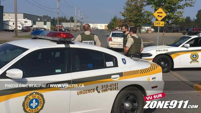 DERNIÈRE HEURE : Jimmy Côté a été arrêté lors d'une opération policière