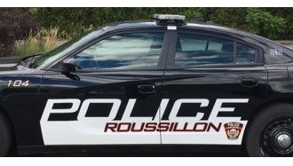 Photo collaboration de la Régie intermunicipale de police Roussillon